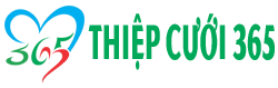 Thiệp Cưới 365: In Thiệp Cưới Đẹp Giá Rẻ Tại TP.HCM