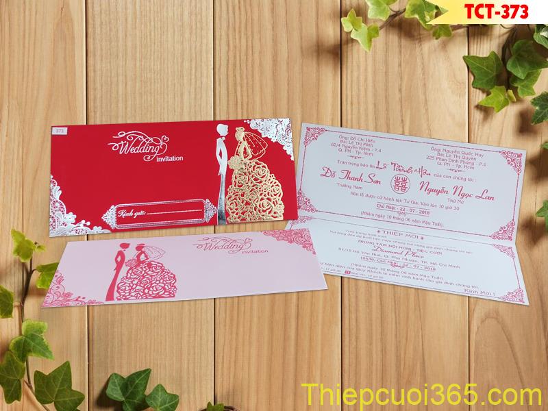 BST những mẫu thiệp cưới đỏ truyền thống cho ngày đại hỷ