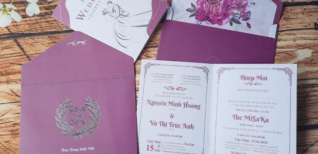 99 mẫu thiệp cưới màu tím đẹp 2020 – Thiệp cưới 2k, 3k, 4k